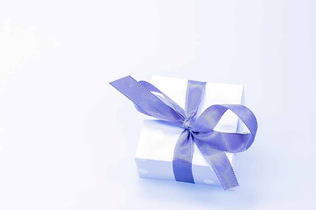 prezent - paczka - zestaw