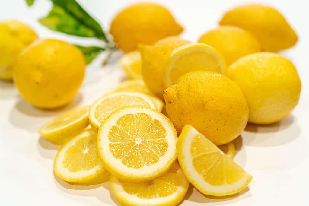 cytryny - inne źródła witamin C